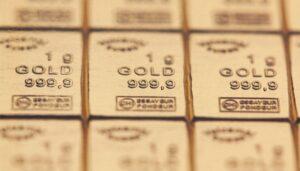 Goudprijs naar laagste niveau in bijna een jaar