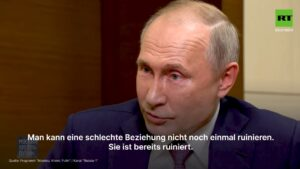 Poetin wil overwinning Biden nog niet erkennen