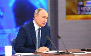"""Poetin: """"Nord Stream 2 is in het belang van Europa"""""""