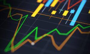 Aandelen naar recordhoogte, bedrijfswinsten dalen
