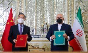 China sluit deal van $400 miljard met Iran