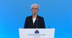 """Lagarde: """"De markt kan ons zoveel testen als ze wil"""""""