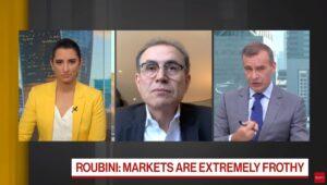 """Roubini: """"Stijgende rente zal meer hedgefondsen raken"""""""