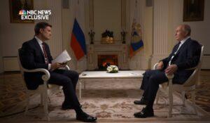 Poetin: 'NAVO is een reliek uit de koude oorlog'