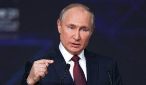 Poetin: 'Verenigde Staten gebruiken dollar als politiek wapen'