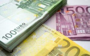 Staatsschulden Eurozone naar recordhoogte