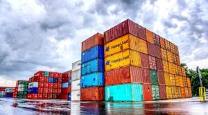 Tarieven containervervoer naar recordhoogte